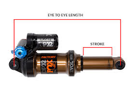 Fox Shocks Length Chart Video The Basics To Upgrading The Rear Shock On Your