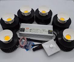 cxb3590 300w cob led diy grow lights