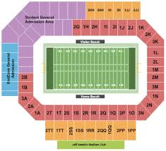Mtsu Floyd Stadium Seating Chart Floyd Stadium Tickets In Murfreesboro Tennessee Floyd