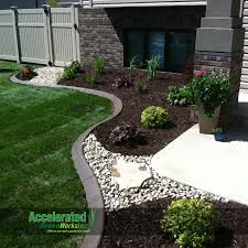 interior rock landscaping ideas. Charming Landscaping Ideas With Mulch And Rocks 17 Additional Best Interior Design Rock