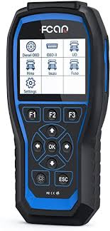 FCAR F506 heavy duty truck scanner Enhanced HD ... - Amazon.com