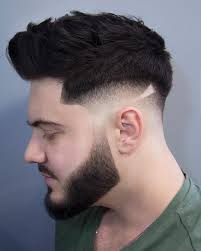 Shaved hair designs with short cut, super cute look all pulled together. 35 Beard Styles Short To Long Beards Updated For 2021