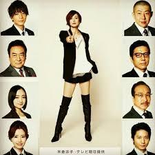米倉涼子のリーガルvキャストやあらすじはかわいい画像や身長体重も
