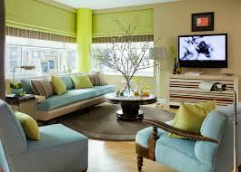 tremendous turquoise and green decor ideas in living room contemporary design ideas with aqua and lime branches brown rug floor1