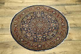 3x3 round rugs 3x3 round kashan persian area rug 4x4 round rugs