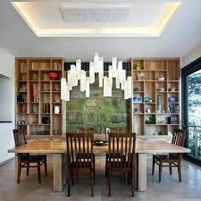 modern dining room lighting full size of decoration long