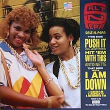 Push It Salt N Pepa Song Wikipedia