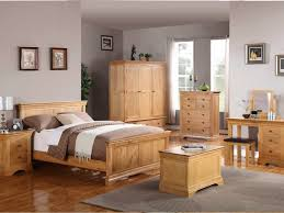 Bretagne Oak Furniture Bedroom l Richmond Furniture Stores