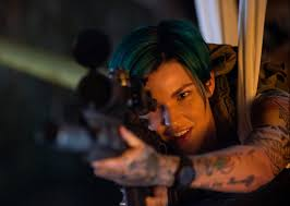 Ruby Rose is a queer action hero in xXx Return of Xander Cage.