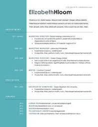contemporary resume template free 15 Modern Design Resume Templates You Can  Use Today Free Resume .