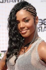Black Hairstyles Mohawks Long Curly Black Weave Black Women Google Search Millenium