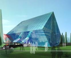 Imposing Design Building Designs Office Design,Corporate  Architecture,3d A