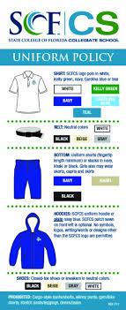 Size Charts Scfcs Uniforms
