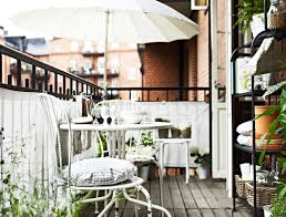 outdoor furniture small balcony. white ikea outdoor furniture on a balcony 90 two chairs and the table small l