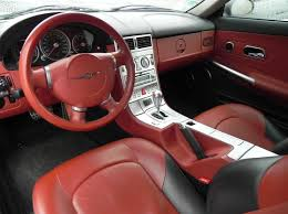 chrysler crossfire custom interior. chrysler crossfire 32 v6 limited auto custom interior