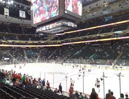 Mn Wild Seating Chart Xcel Energy Center Section 114 Seat Views Seatgeek