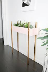 diy plant stand view in gallery