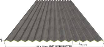 our corrugated roofing sheets