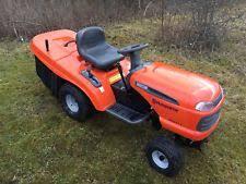 husqvarna garden tractor. Husqvarna CTH171 17 Ride On Mower Garden Tractor