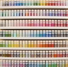 Martha Stewart Craft Paint Color Chart Google Search