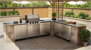 Modular Outdoor Kitchens Lowes Outdoor Cabinets Lowes Best Home Furniture Decoration