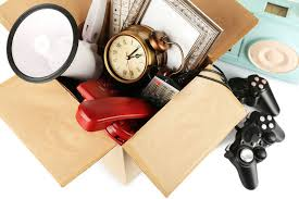 Start Boxes Start With Three Boxes To Sort Clutter Las Vegas Review Journal