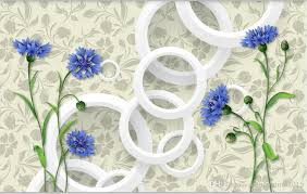 3d hd wallpapers flowers.  Flowers 3d Room Wallpaper Warm Fashion Blue Flowers Flower Desktop  Backgrounds Wallpapers Hd Widescreen From Chinamural2015  To L
