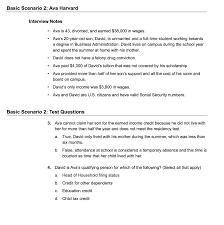 Scenario Interview Solved Basic Scenario 2 Ava Harvard Interview Notes Ava