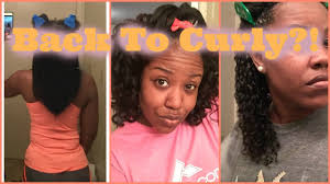 How To Get Curl Pattern Back Best Inspiration