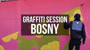 Bosny Spray Paint Color Chart Graffiti Session Bosny