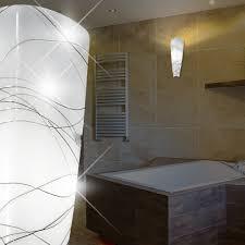 Mia Klassisch Badezimmer Schwarz Weiß Bad Badezimmerlampe