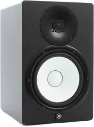speakers studio. yamaha hs8 8\ speakers studio