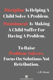 Parent Quotes Custom Great Positive Parenting Quote Let's Raise Problem Solvers Beenke