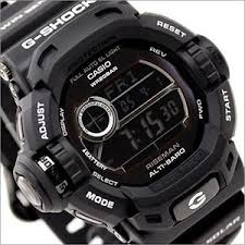 cheap gshock wr20bar gshock wr20bar deals on line at alibaba com get quotations · casio gshock riseman multi function digital black resin men s watch g9200bw 1