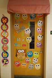 Valentine Door Decoration Ideas Best 25 Owl Door Ideas On Pinterest Owl Door Decorations Owl
