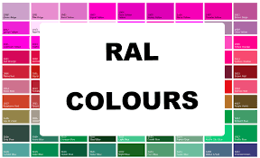 Ral To Pantone Conversion Chart In The Press Specialist Uk Paint Manufacturer Marine