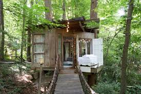 Treehouse Pictures Secluded Intown Treehouse Treehouses For Rent In Atlanta