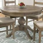 Image result for round pine kitchen table