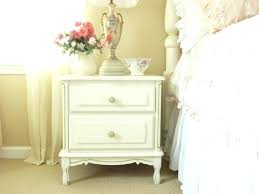 full size of wonderful bedroom ideas solid wood bedside table in white finished having double drawers