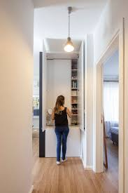 This Apartment Interior Is Filled With Creative Storage And Decor Stunning Apartment Decoration Creative