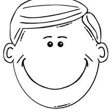 Small Picture Happy Type of Face Coloring Page Coloring Sun