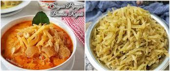 Cara memasak sayur lodeh tempe & pepaya muda yang enak. 6 Resep Olahan Pepaya Muda Enak Praktis Dan Menggugah Selera