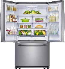 refrigerator with internal water dispenser. Ft. French Door Refrigerator With Internal Water Dispenser - Stainless E