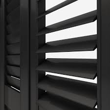 black plantation shutters. Beautiful Shutters Double Tap To Zoom  To Black Plantation Shutters N