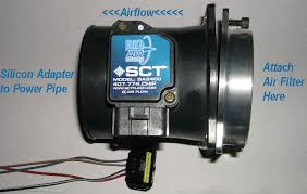 mass air meter information and tips ford lasotaracing com graphics sct%20maf% if you have an early style maf