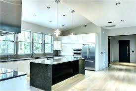 dark cabinets white countertop amazing kitchen