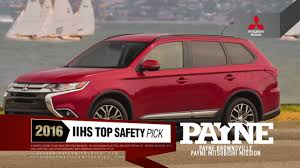 get the 2016 mitsubishi outlander for 209 month payne mission mission texas