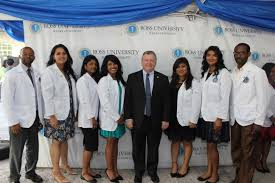 blog ross university school of medicine an outstanding white coat ceremony on 13 transformed the new cohort of rusm students into doctors in training the event was attended by