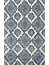 bella indigo area rug by dalyn rug co