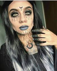 18 witch makeup looks